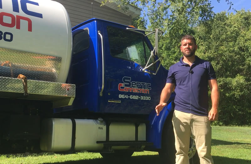 Septic Tank Repair in Townville