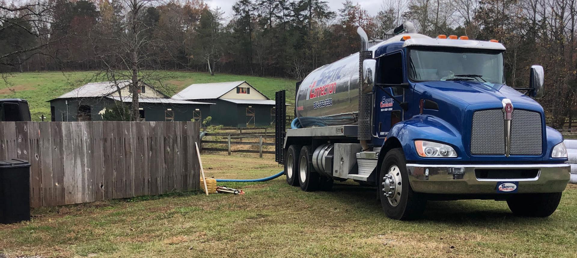 Septic Tank Repair in Hodges, SC